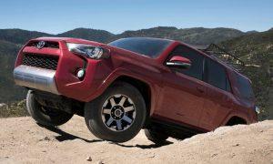 Toyota 4Runner TRD Pro Canada
