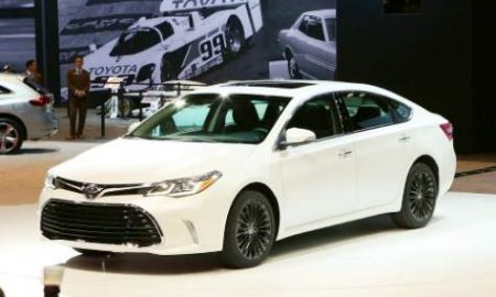 Toyota Avalon Release Date
