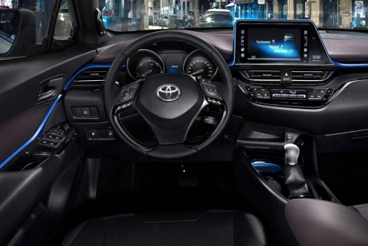 Toyota C-HR Release Date and Price Canada