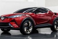 Toyota C-HR Release Date and Price