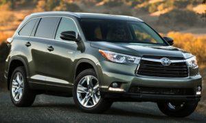 Toyota Highlander Hybrid Limited Platinum