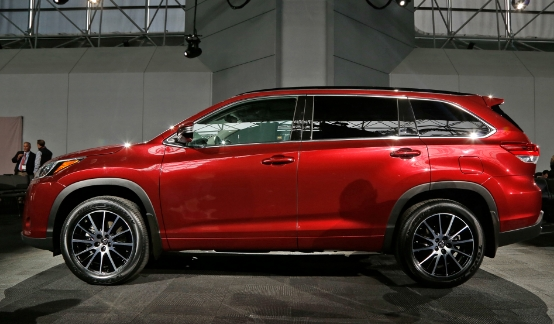 Toyota Supra Release >> 2017 Toyota Highlander Hybrid Release Date Australia | Toyota Cars Models