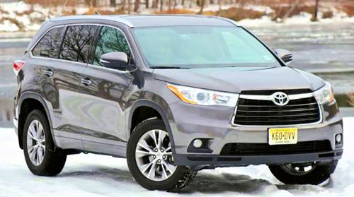 2017 toyota highlander hybrid suv review toyota cars models. Black Bedroom Furniture Sets. Home Design Ideas