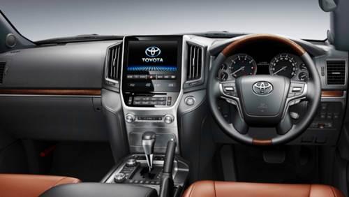 2017 Toyota Land Cruiser Redesign