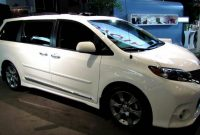 Toyota Sienna AWD Limited Edition