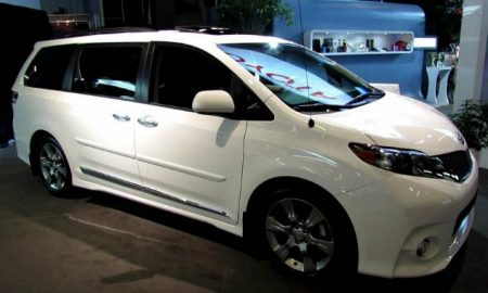 Toyota Sienna AWD Limited Edition