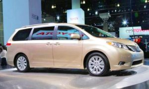 2017 Toyota Sienna Hybrid Release Date and Price