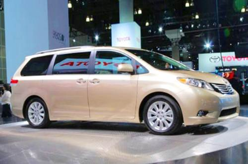 2017 toyota sienna hybrid release date and price toyota cars models. Black Bedroom Furniture Sets. Home Design Ideas