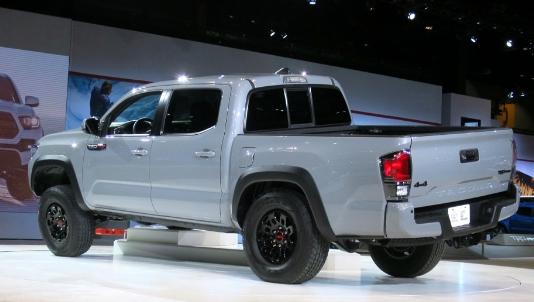 Toyota Tacoma TRD Pro Canada