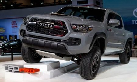 Toyota Tacoma TRD Pro Release Date