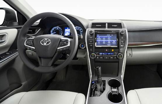 Toyota Camry XLE Hybrid Review Canada