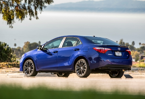 2018 Toyota Corolla S Review and Price United States