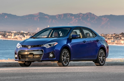 2018 toyota corolla s review and price toyota cars models. Black Bedroom Furniture Sets. Home Design Ideas