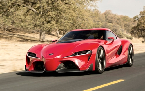 2018 Toyota Supra Release Date and Price United States