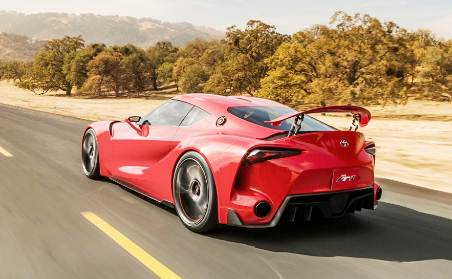 2018 Toyota Supra Release Date and Price