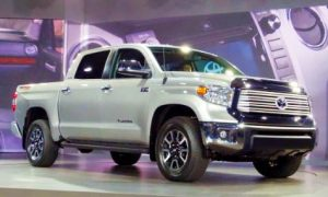 2018 Toyota Tundra Concept Truck Release Date
