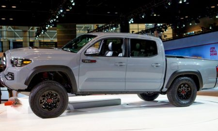 2017 Toyota Tacoma TRD Pro Canada Release Date
