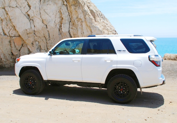 2018 Toyota 4Runner Concept and Redesign