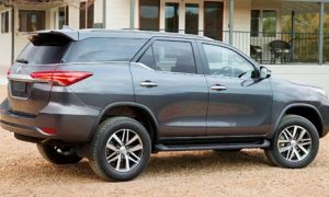 2018 toyota 4runner redesign and price USA