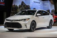 2018 Toyota Avalon Hybrid Redesign