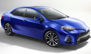 2018 Toyota Corolla Hatch Fuel Consumption