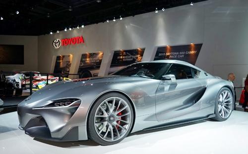 2018 Toyota Supra Specs Canada