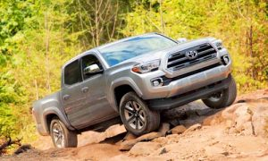 2018 Toyota Tacoma TRD Sport Package
