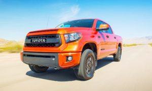 2018 Toyota Tundra Redesign
