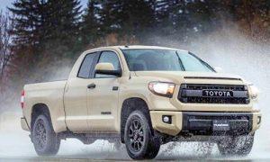 2018 Toyota Tundra TRD Pro Specs