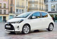 2018 Toyota Yaris Redesign