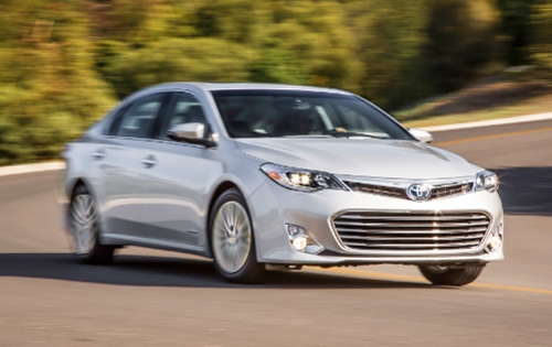 2017 Toyota Avalon Changes Redesign