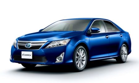 2017 Toyota Camry Special Edition