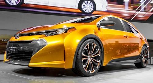 2017 Toyota Corolla Release Date