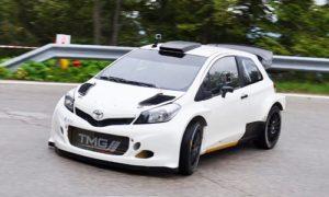 2017 Toyota Yaris WRC Release Date