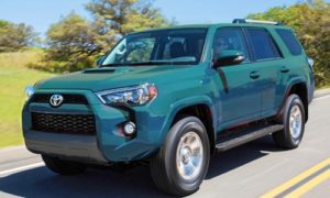 2018 Toyota 4Runner Release Date and Price New Zealand
