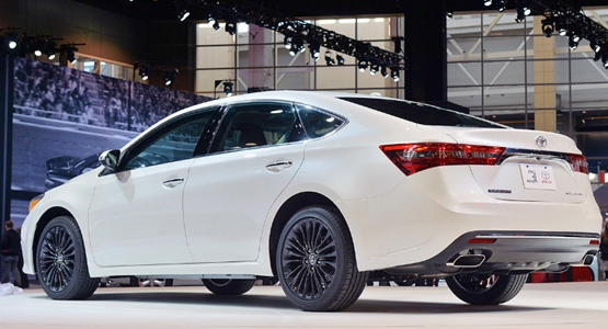 2018 Toyota Avalon Redesign Years Review Australia