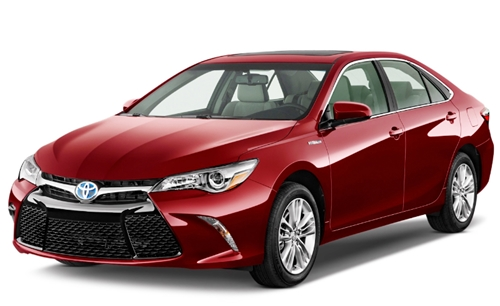 2018 Toyota Camry Hybrid MPG Review and Price Canada