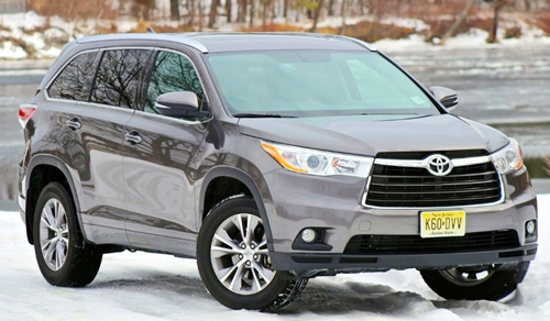 2018 Toyota Highlander Hybrid Review Platinum V6