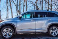 2018 Toyota Highlander Hybrid Review Platinum V6
