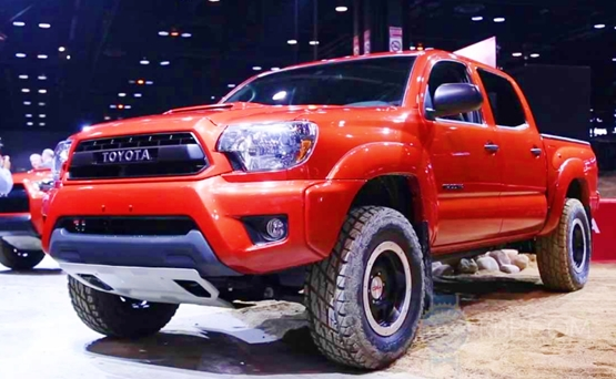 2018 Toyota Tacoma Changes Rebuild Kit and Price