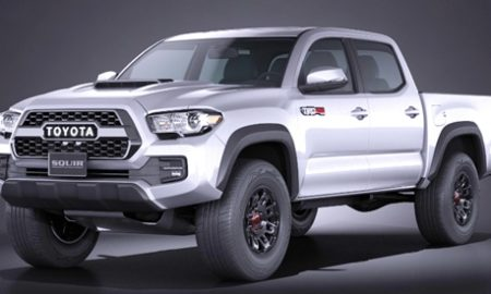 2018 Toyota Tacoma Changes by Year Review Canada