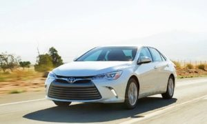 2019 Toyota Camry Review and Release Date
