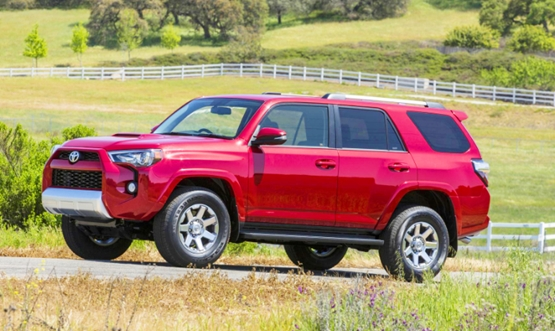 2018 Toyota 4Runner Release Date and Price United Kingdom