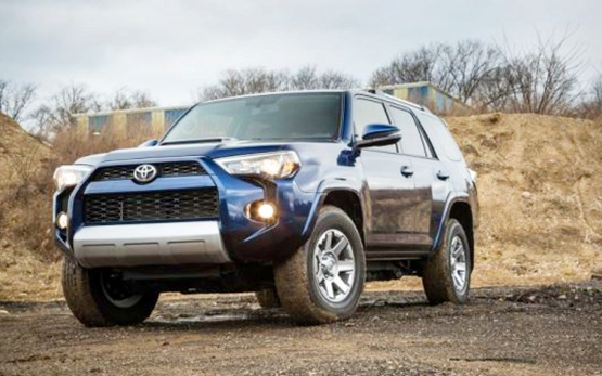 2018 Toyota 4Runner Release Date and Time Canada