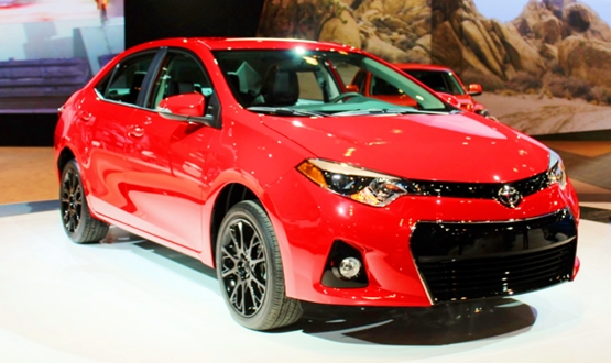 2018 Toyota Corolla Release Date and Price in India