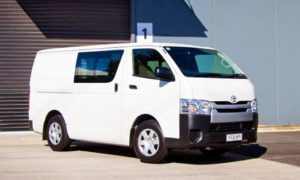 2018 Toyota Hiace Commuter Review