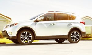 2018 Toyota RAV4 Redesign and Price in India