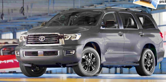 2018 Toyota Sequoia Platinum Reviews