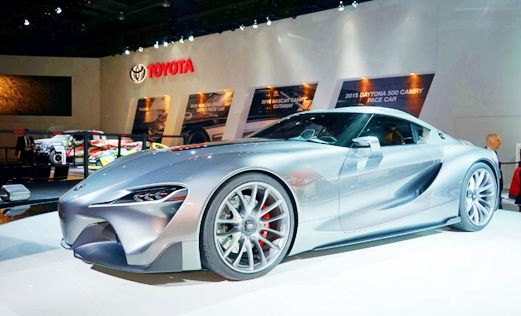 2018 Toyota Supra Review and Driver Car