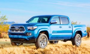 2018 Toyota Tacoma Review and Driver Canada